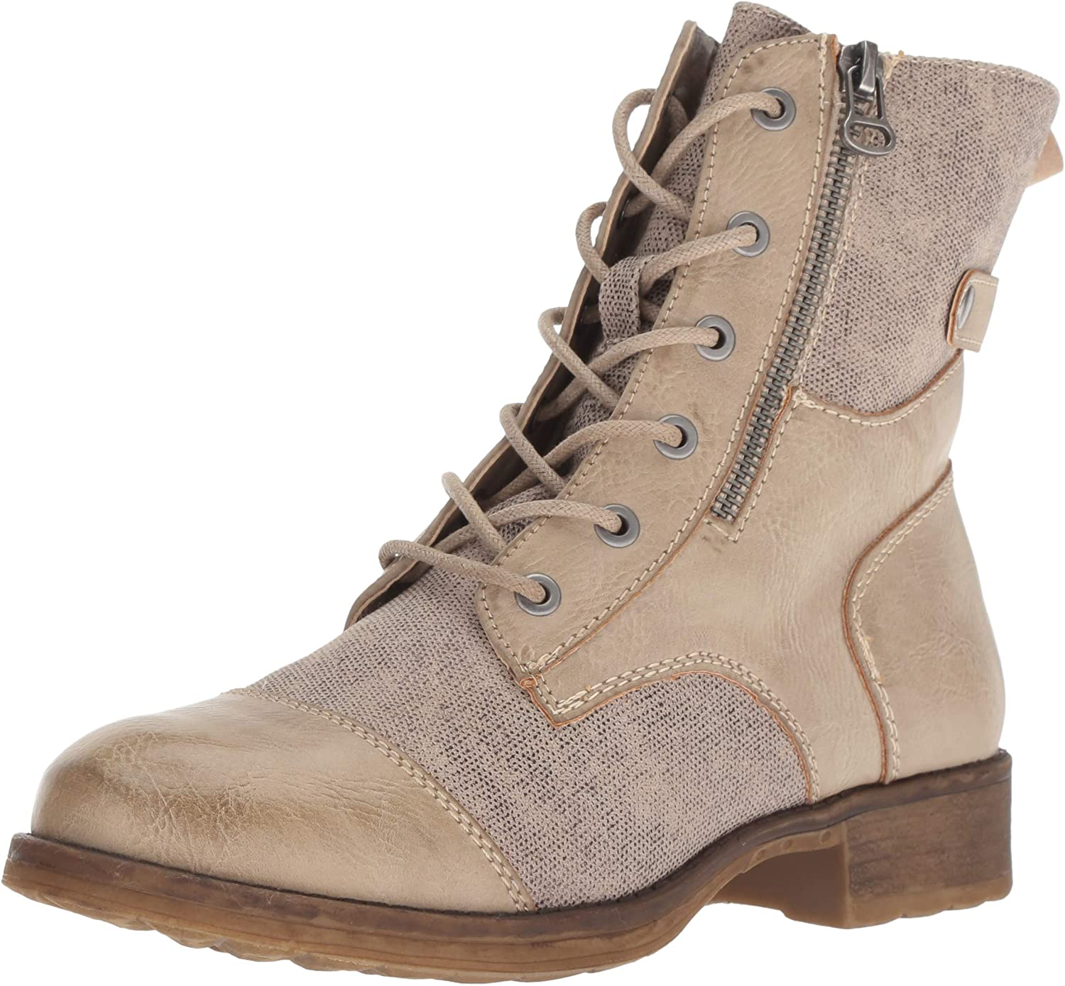 Dirty Laundry Womens Tilley Combat Boot