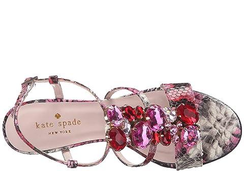 Kate Spade New York Imias Blush/Brown Leopard Haircalf Print
