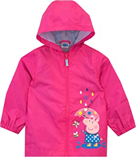 Peppa Pig Girls Peppa Pig Raincoat