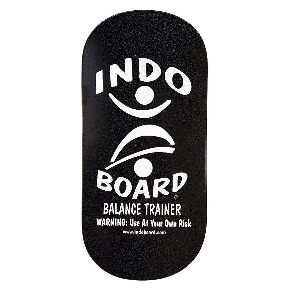 お気に入り冷蔵庫スキーINDO BOARD(インドボード) バランスボード INDO ROCKER ボード単品 ブラック