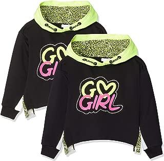 Panço Go Girl Kız Çocuk Sweatshirt