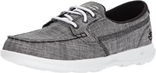 Skechers Performance Women's Go Walk Lite-15433 Boat Shoe