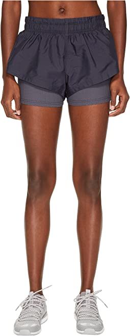 adidas by Stella McCartney - Run 2-in-1 Shorts CD5116