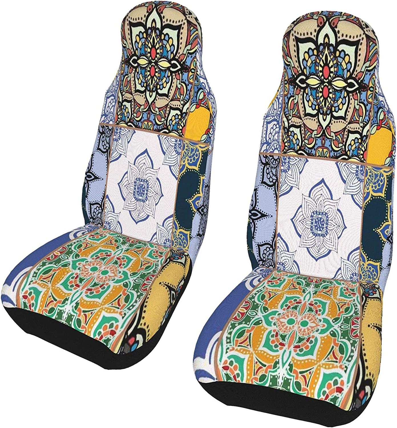 Car Front Seat Covers Max 53% OFF Portuguese Pcs Full Genuine 2 Cover Tiles