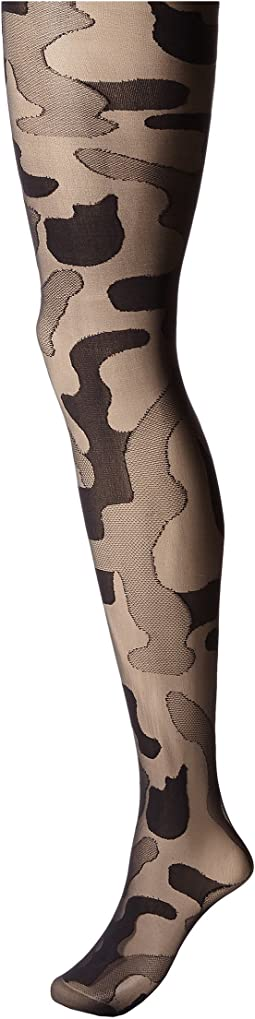 House Of Holland Camoflauge Tights
