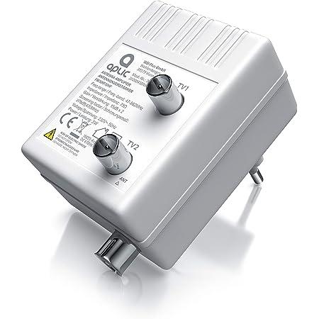 Csl Computer Antennen Verstärker Für Dvb T Kabel Tv Elektronik