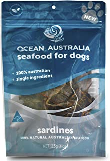 Sardines - Seafood for Dogs (Treats) 113g/4 oz