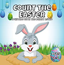 Count the Easter: Learning with The Bunny Astro | A Fun Picture Puzzle Book for 2-5 Year Olds | Activity Book for Toddlers...
