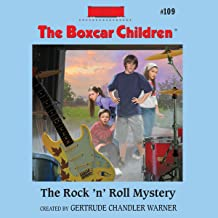 The Rock 'n' Roll Mystery: The Boxcar Children, Book 109