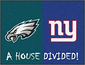 Fanmats NFL House Divided Nylon Face House Divided Rug (10306)