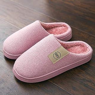 ZapatillascasaZapatillas Cálidas De Invierno Clásicas para Mujer, Zapatos De Casa para Hombres, Mujeres, Niños, Niñas, Z...