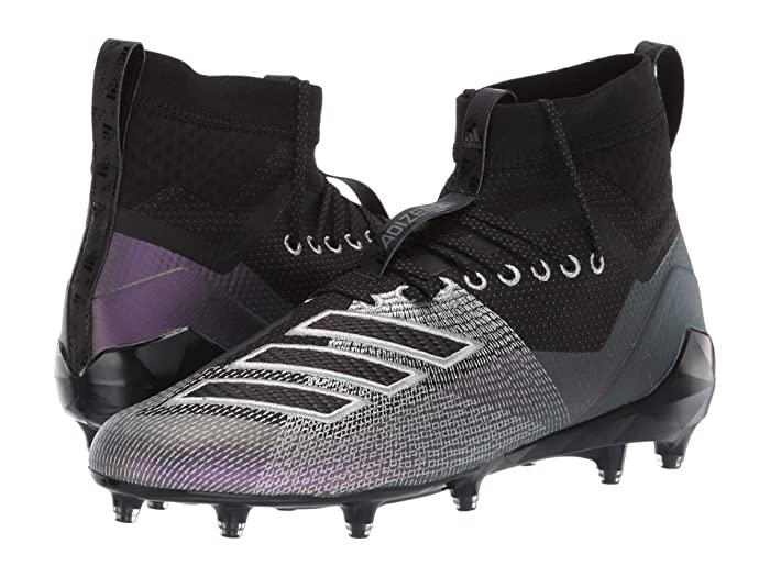 adidas  5 STAR 8.0 SK (Black/Night/Grey Six) Mens Cleated Shoes