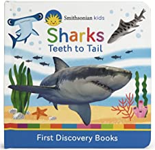 Sharks (Smithsonian Kids First Discovery Books)