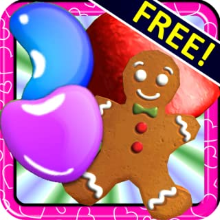 Candy Match Adventure FREE! Match 3 Game For Kids