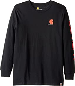 Carhartt Kids - Logo Tee (Big Kids)