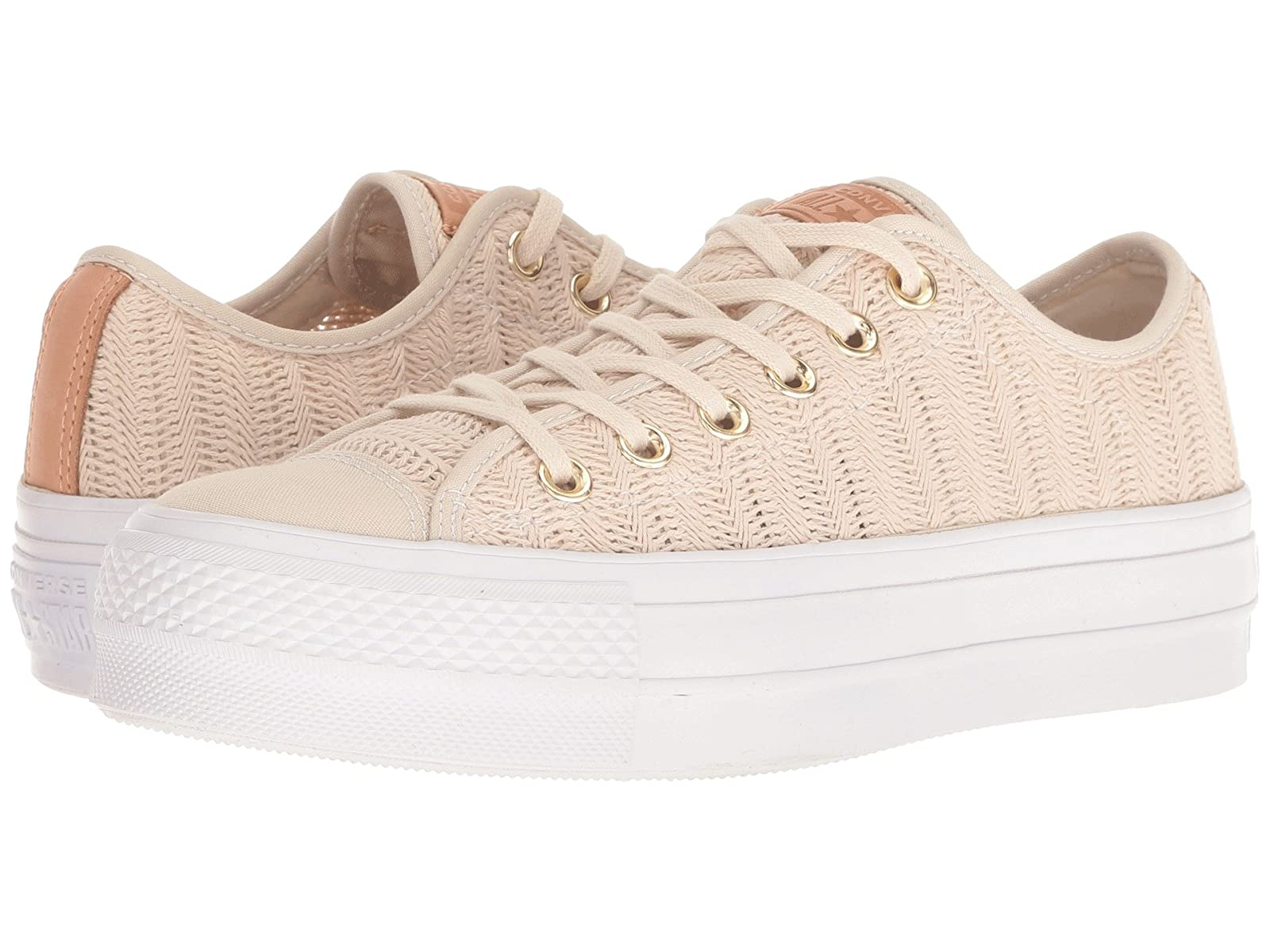 Converse Chuck Taylor® All Star® Lift Ox - Herringbone MeshCheap and distinctive eye-catching shoes