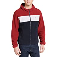 Men's Hooded Performance Fleece Jacket