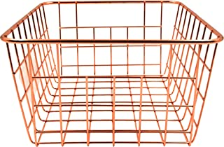 Best rose gold wire basket walmart Reviews