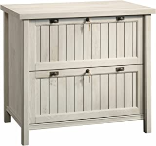 Sponsored Ad - Sauder Costa Lateral File, Chalked Chestnut finish