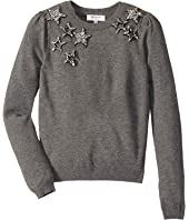 Milly Minis - Starry Sweater (Big Kids)