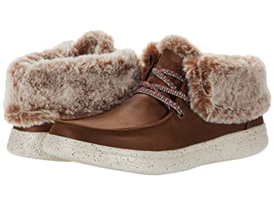 BOBS from SKECHERS Bobs Skipper Hang Glider (Brown) Women