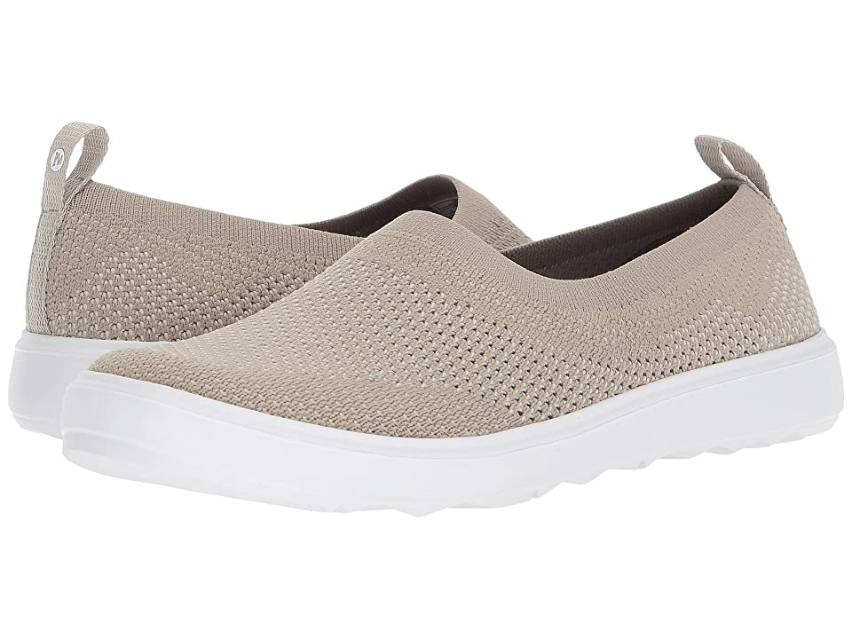 Merrell Around Town City Moc Knit (Aluminum) Women