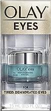 Olay Deep Hydrating Eye Gel with Hyaluronic Acid for Tired Eyes, 0.5 fl oz