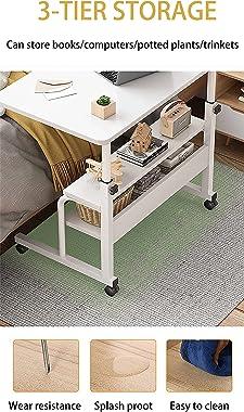Office Desks for Home Study Desk Work Desk for Small Spaces Desk Gaming Table Furniture Writing Desk Portable Desk for Bedroo