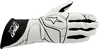 Alpinestars (3551812-152-XL Gray/White/Yellow Fluorescent X-Large Tech 1-KX Karting Gloves