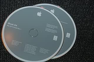 mac ibook g4 software
