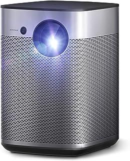 Xgimi Halo True 1080p Full HD Portable Mini Projector Android TV 9.0 5000+ Native apps, Harman/Kardon Speakers, 800 ANSI L...