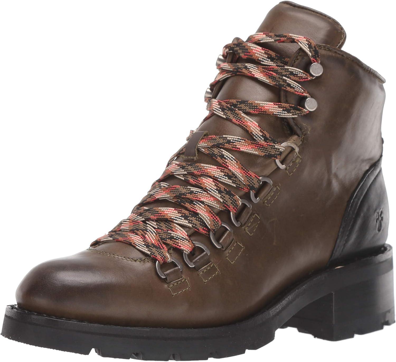 Frye Womens Alta Hiker Hiking Boot
