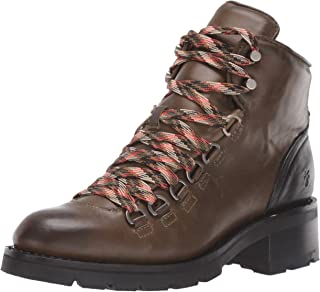FRYE Women's Alta Hiker Hiking Boot, olive multi, 8.5 M US