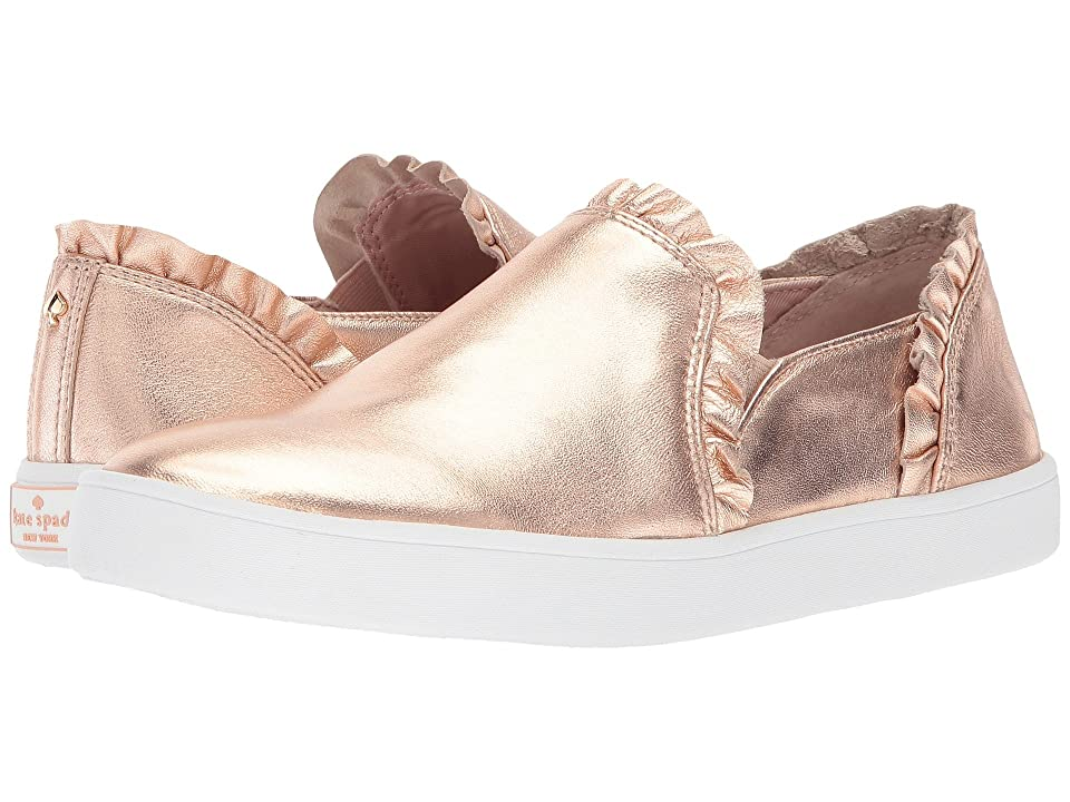 Kate Spade New York Lilly (Rose Gold Nappa) Women