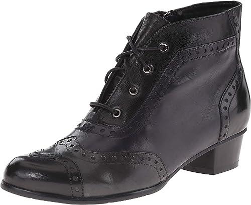 Spring Step damen& 039;s Heroic Stiefel, schwarz Multi, 41 EU 9.5-10 M US