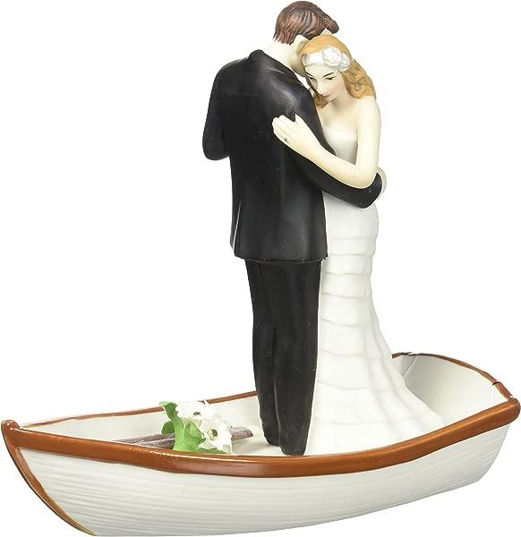 Weddingstar 9352 Row Away Rowboat Couple