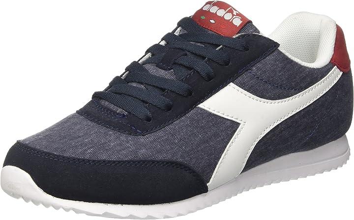 Scarpe diadora jog light c, scarpe sportive uomo 101.171578