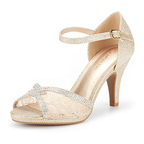 be353ccce31 Gold Shoes for Prom: Amazon.com