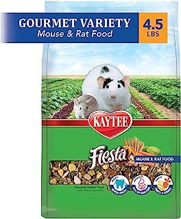 Kaytee Fiesta Mouse and Rat Food 4.5-lb Bag