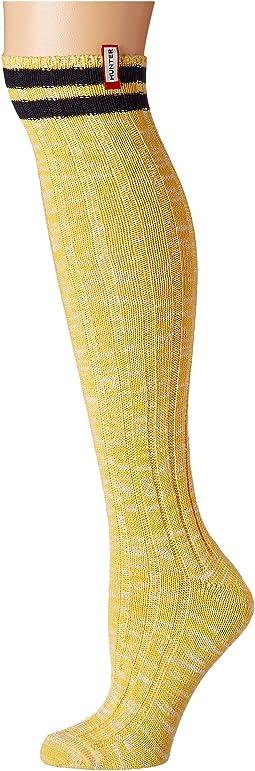 Original Mouline Collage Knit Socks