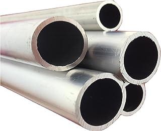 Tubo redondo de aluminio, 40 mm x 5 mm x 2000 mm, 10000