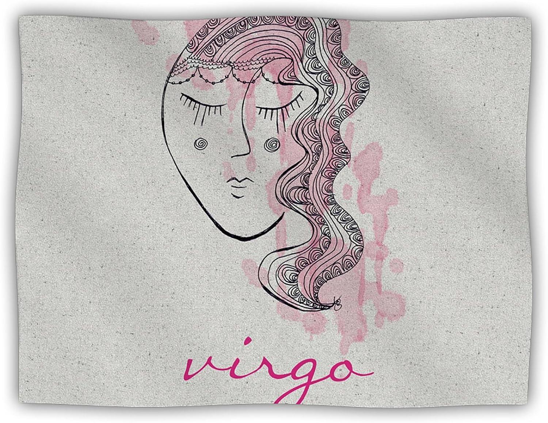 Kess InHouse Belinda Gillies Virgo Pet Blanket, 40 by 30Inch