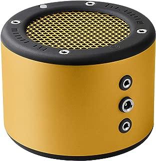 MINIRIG 3 Portable Rechargeable Bluetooth Speaker - 100 Hour Battery - Loud Hi-Fi Sound - Gold