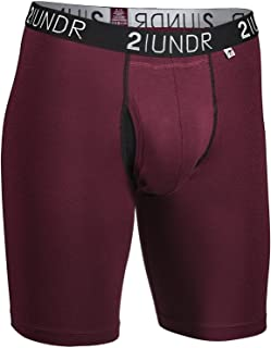 2Undr Mens Gear Shift Performance Boxer Brief