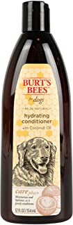 Burt's Bees for Dogs Care Plus+ All-Natural Hydrating Conditioner with Coconut Oil | Best Dog Conditioner for Dry Skin, 12...
