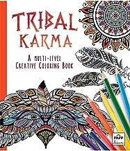Best tribal karma coloring book Reviews