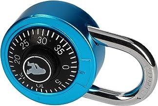 KOTARBAU® Combinatiebeugelslot, 50 mm, rond, combinatieslot, combinatieslot, hangslot, inbraakbeveiliging