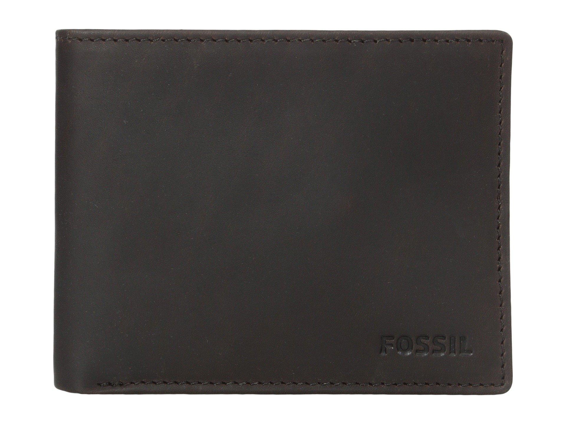 Billetera para Hombre Fossil Adam Passcase  + Fossil en VeoyCompro.net