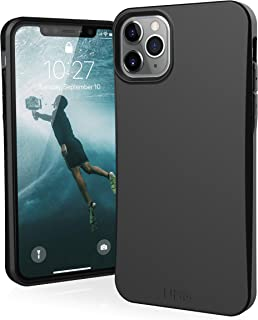 Urban Arm Gear UAG Designad för iPhone 11 Pro Max skal [6,5 tum skärm] Biologiskt nedbrytbar Outback [Svart] 100% biologis...