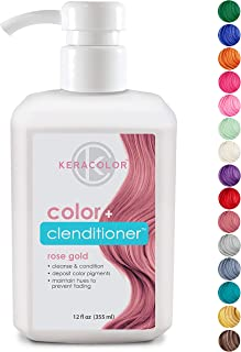 Keracolor Clenditioner Color Depositing Conditioner Colorwash – Instantly Infuse..